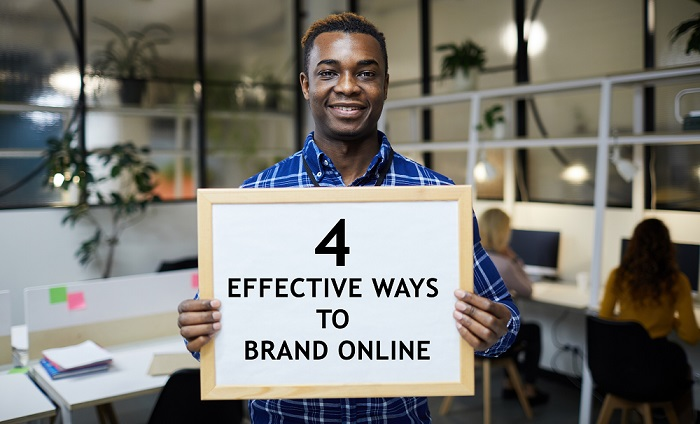 4 Ways to Build A Credible Online Brand